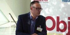Laurent Karrash, PDG de Bellot, lauréat des Talents du vin 2015 de La Tribune - Objectif Aquitaine