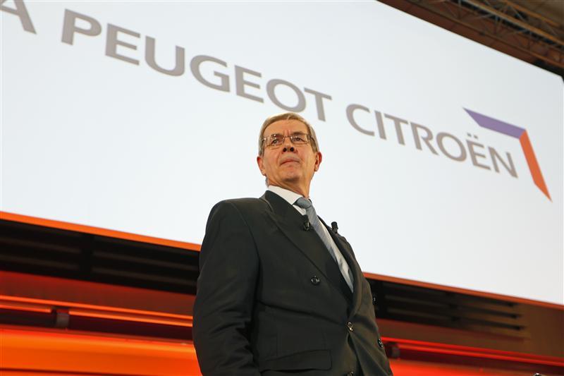 PSA A PERDU 5 MILLIARDS D'EUROS EN 2012