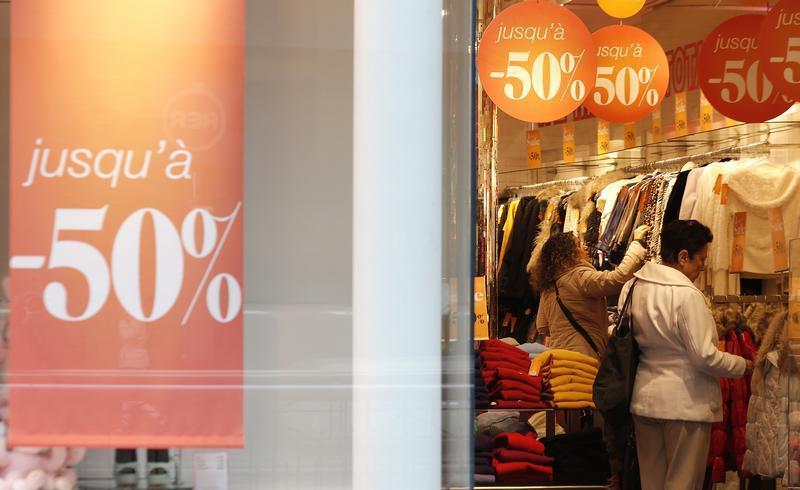 LES PRIX ONT BAISSÉ DE 0,5% EN JANVIER
