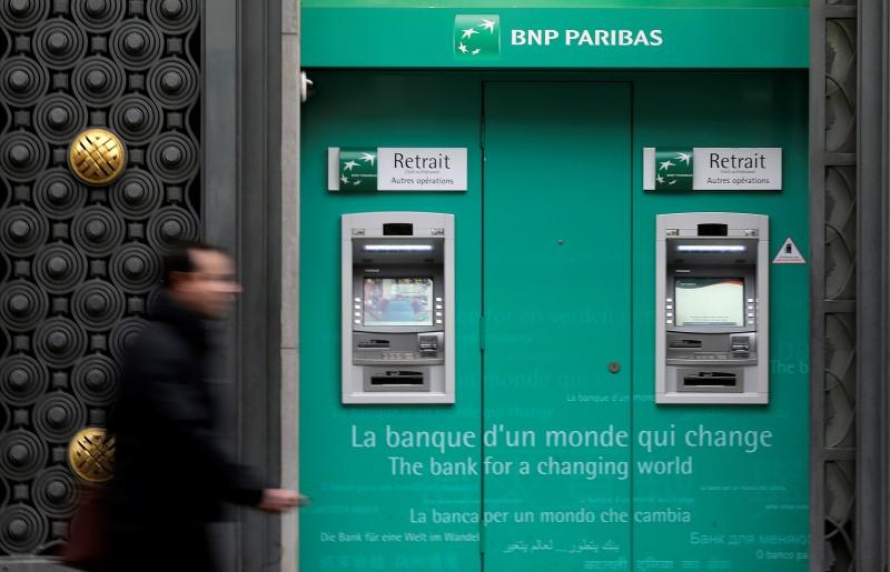 entreprises finance banques trib litige aux etats unis bnp paribas a respecte les regles de l europe et des nations unies noyer