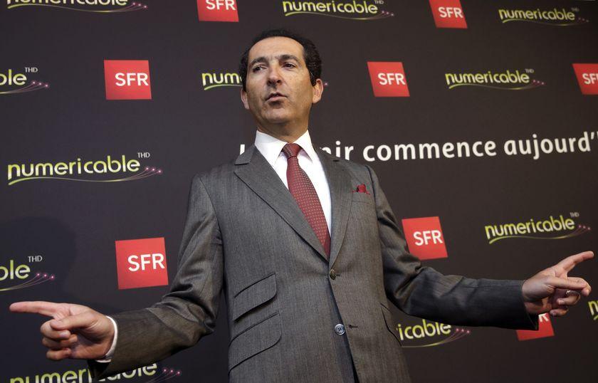 Numericable-SFR veut attaquer Orange sur le marché des entreprises
