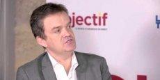Vincent Nicolas, vice-président de Telespazio France