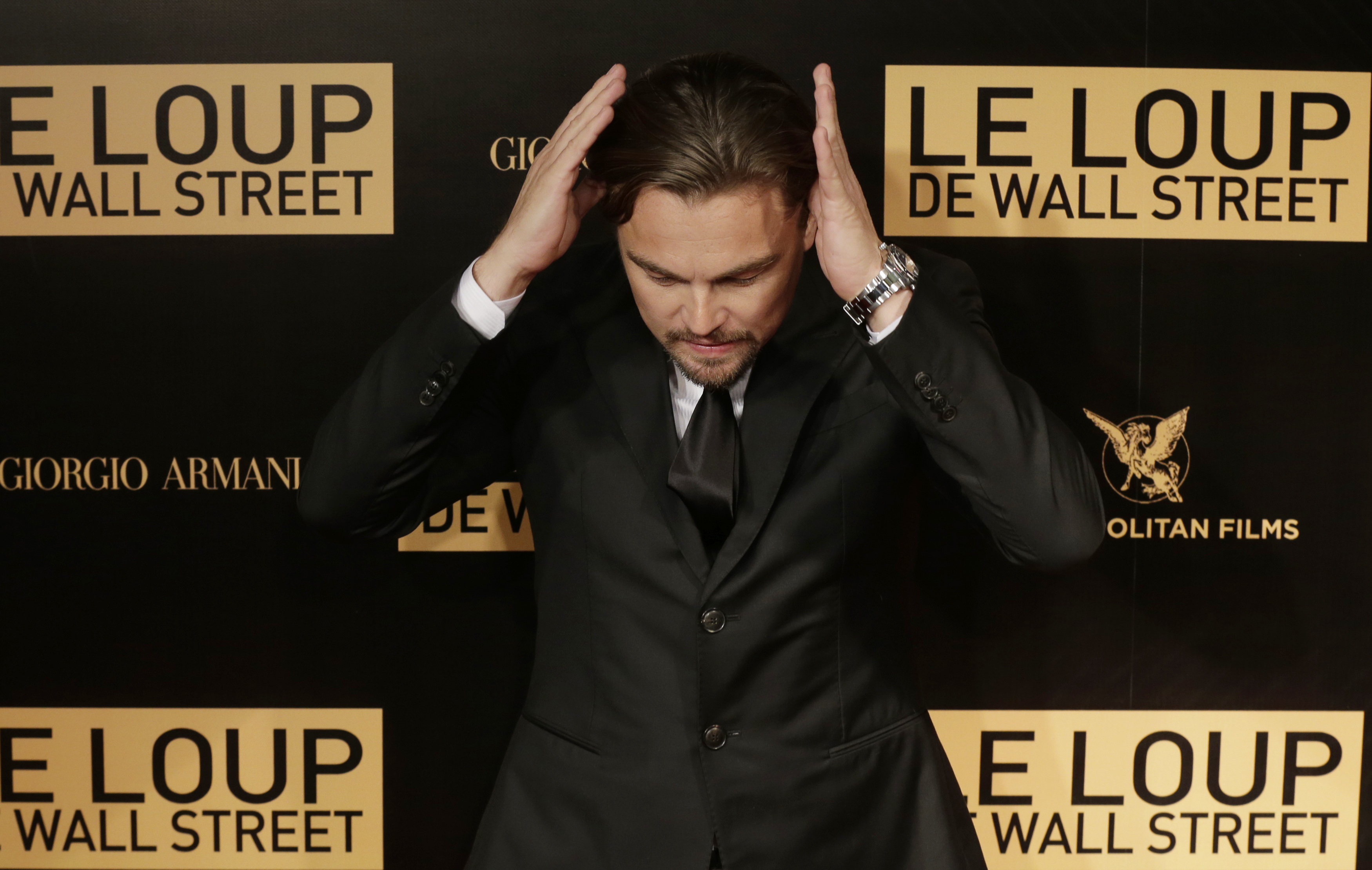 What isup s o s fant mes mais pourquoi tant de haine - Le loup de wall street film ...