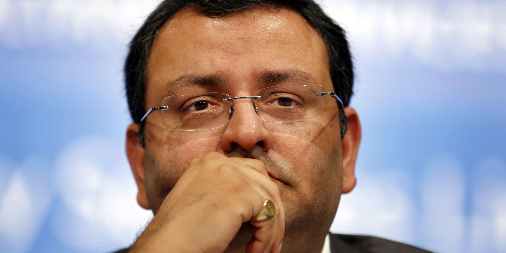 Les actions du groupe indien Tata décrochent après l'éviction de son PDG