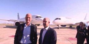 Airbus apportera en effet au programme C-Series sa puissance commerciale son expertise en matière d'achats, de ventes et marketing et de service clients, soulignent les deux groupes.