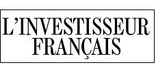 L'Investisseur français logo avec cédille