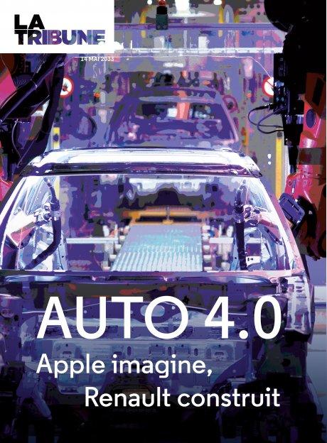 Une - Renault, auto 4.0