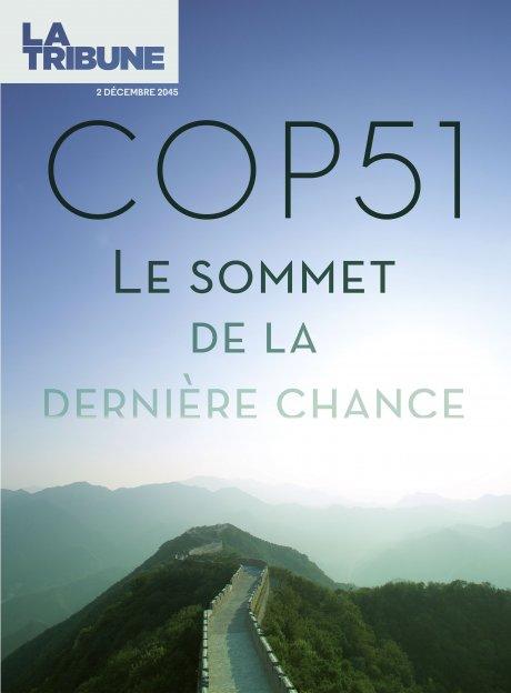 Une - COP 51, climat