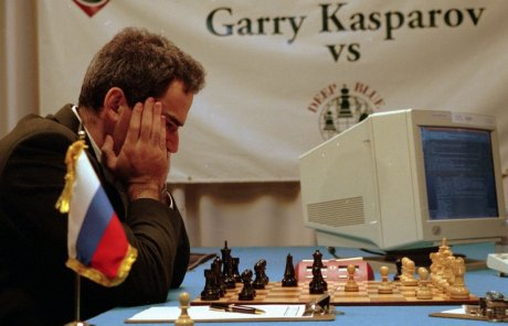 Deep Blue Garry Kasparov