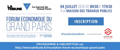 Forum éco du grand paris