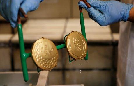 Rio 2016 médaille