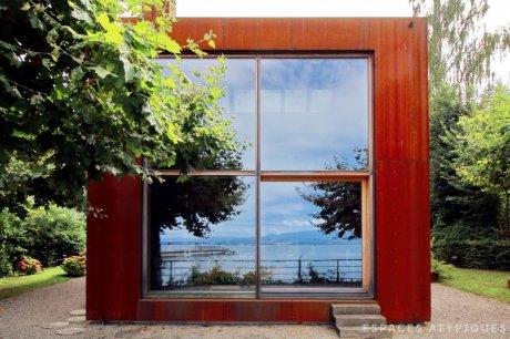 Maison en acier à Thonon-les-Bains