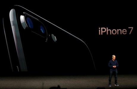 iPhone 7, Tim Cook, Apple, smartphone,