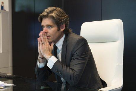 Michael Peters, président du directoire d'Euronews