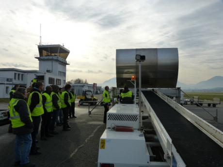 Formation aéroport Chambéry SMB