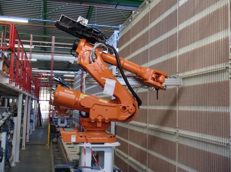 Robot groupe Fournier