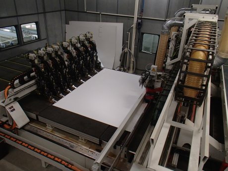 Machine Groupe Fournier