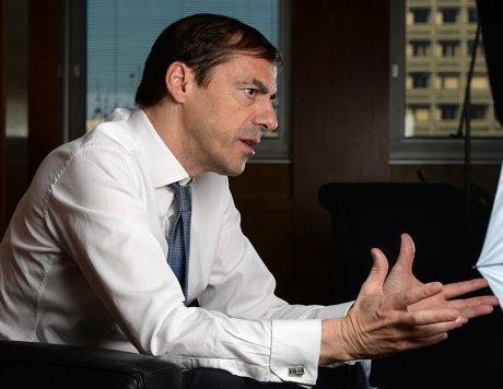 Daniel Karyotis Banque populaire Auvergne Rhône-Alpes