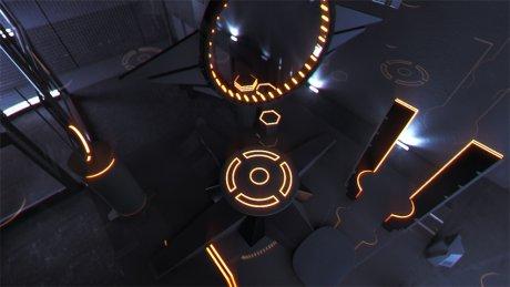 Drobot X volière