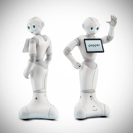 Robot Pepper Drobot X