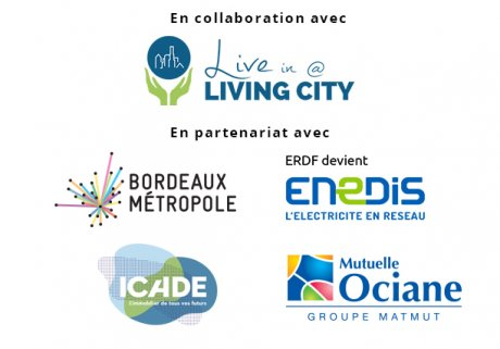 Smart City Bordeaux 2017 partenaires