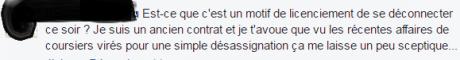 Facebook Livreurs