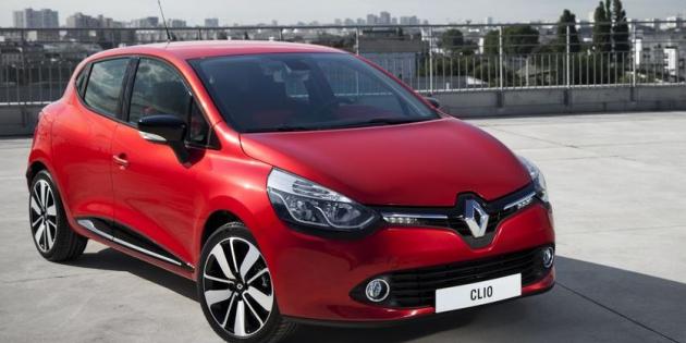 Renault Clio IV Copyright Renault