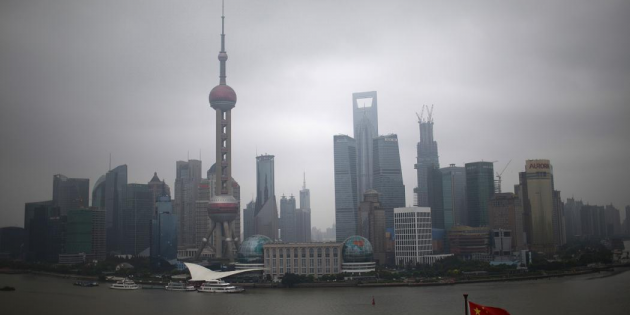 Skyline de Shangai, en Chine / Reuters