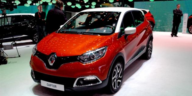 Renault Captur  Copyright Palexpo