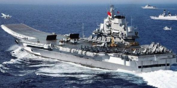 Caroline thanh h ng un deuxi me porte avions pour les chinois - Deuxieme porte avion francais ...