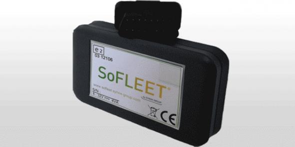 SoFleet équipe déjà 8.000 véhicules en France. Synox évalue son marché potentiel à 10 millions de véhicules d'entreprise dans le monde./ DR