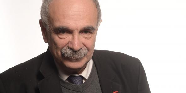 Michel Wieviorka (Crédits : Hamilton/Rea)