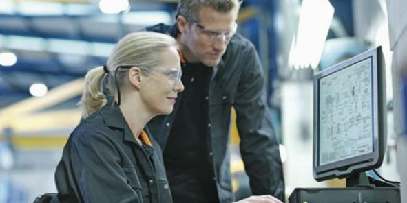Les femmes s'orientent peu vers les carrières techniques et scientifiques, qui sont pourtant des réservoirs d'emplois./ DR
