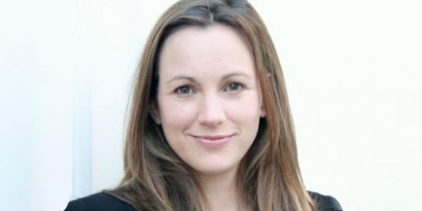 Axelle Lemaire, la nouvelle secrétaire d'Etat au numérique.