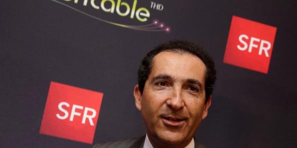 « SFR ne propose pas d'options à valeur aujourd'hui » avait déploré Patrick Drahi en présentant son projet de rachat de SFR.
