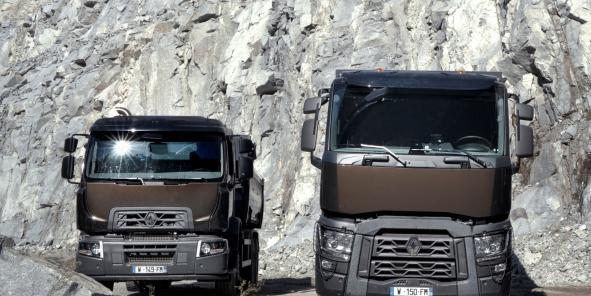 renault trucks poids lourd au qatar. Black Bedroom Furniture Sets. Home Design Ideas