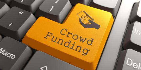 Les fonds collectés par le crowdfunding ont atteint 66,4 millions d'euros au premier semestre en France, un montant multiplié par deux en un an. REUTERS.