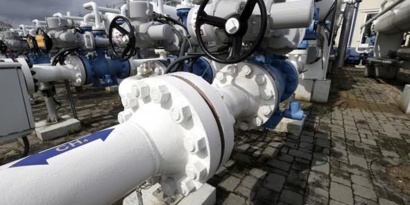Près de la moitié des exportations de gaz russe vers l'Europe transitent par l'Ukraine.