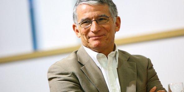 Pierre Cohen, député-maire de Toulouse, président du Grand Toulouse