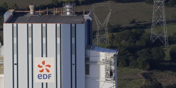 Près de 20.000 salariés d'EDF seraient menacés par l'ouverture du marché de l'énergie à la concurrence, selon Jean-Pierre Vallery de FO.