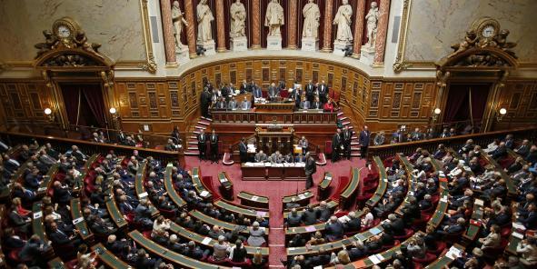 Il senato francese approva la riforma delle pensioni for Parlamento senato