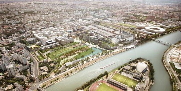Les Docks de St Ouen vont attirer les grands investisseurs étranngers