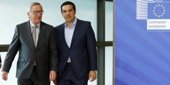 Grecs et créanciers jugent la partie d&<a target=