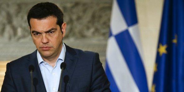 Alexis Tsipras doit à présent négocier un accord sur la dette