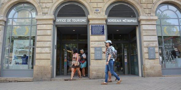 D sormais le tourisme c 39 est bordeaux m tropole - Office de tourisme de bordeaux ...