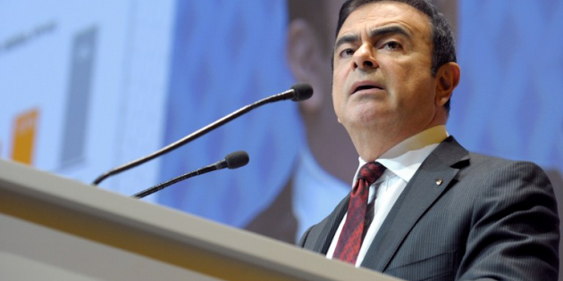 Carlos Ghosn, PDG de Nissan. / Reuters