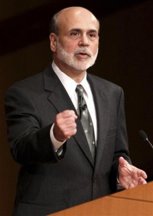 Ben Bernanke / Photo Reuters