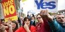 """Trois sondages donnent 52% au """"non"""" à l'indépendance de l'Ecosse"""