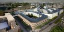 Projet du futur ministère de la Defense Hexagone Balard ou Pentagone français à Paris
