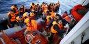 Réfugiés, Syrie, Turquie, vaisseau garde-côtes turc, enfants, Etat islamique, Daech, frontière, Union européenne, marché du trafic d'êtres humains, complicité, autorités turques,